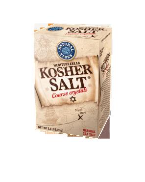 Mediterranean Kosher Salt Image