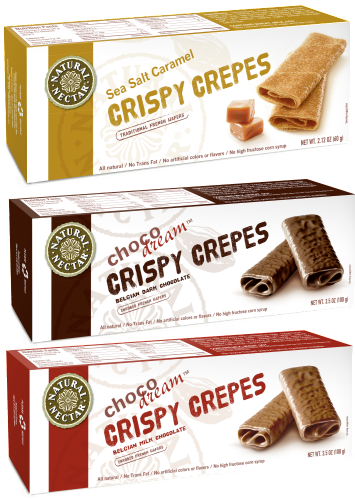 Crispy Crepes Image