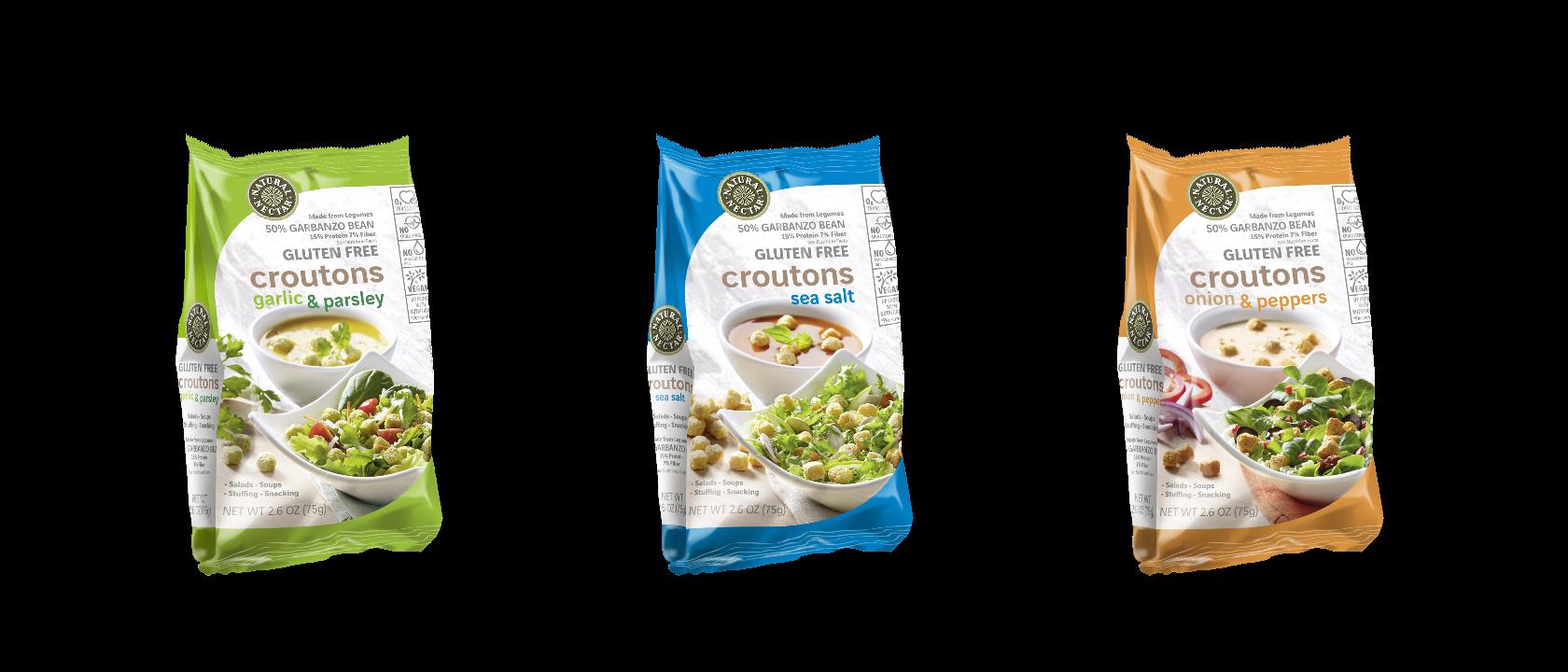 Gluten-Free Croutons