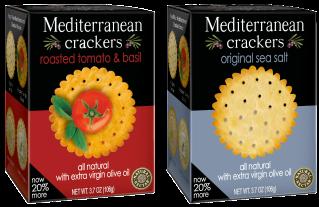 Mediterranean Crackers Image