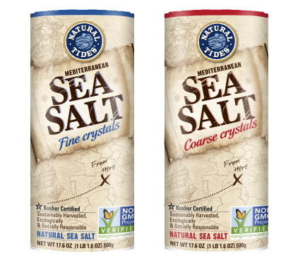 Fair for Life Mediterranean Sea Salt Image