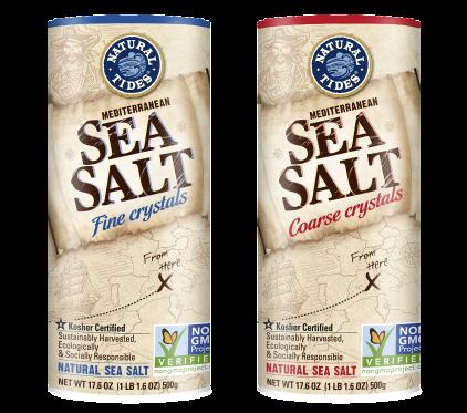 Fair for Life Mediterranean Sea Salt Image