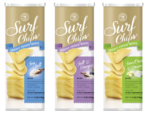 Surf Chips Canister Image