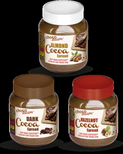ChocoDream Fair Trade Spreads Image