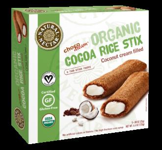 Organic Rice Stix Image